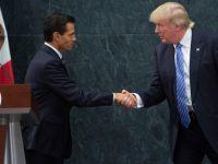 ABD ve Meksika Arasındaki Duvar Gerilimi Sürüyor