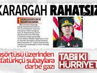 Hürriyet Gazetesi Darbe Heveslisi Subaylara Gaz Veriyor