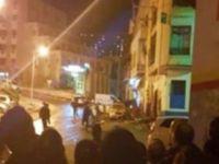 Cezayir'de Emniyet Merkezine Canlı Bomba Saldırısı