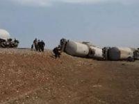 Diyarbakır'da Trene Bombalı Saldırı