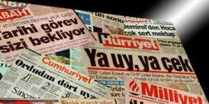 28 Şubat Darbesinin Tetikçisi Medyanın Manşetleri
