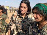 ABD İşgal Gücü CENTCOM'dan YPG/PKK Propagandası