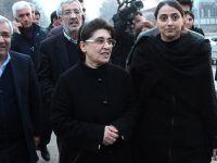 HDP'li Leyla Zana Hakkında 20 Yıla Kadar Hapis İstemi