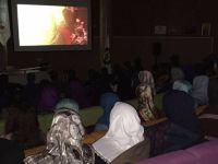 Adnan Menderes Üniversitesi'nde Derdest Belgeselinin Gösterimi Yapıldı