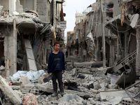 """""""Suriye'de Bir Ayda 876 Sivil Hayatını Kaybetti"""""""