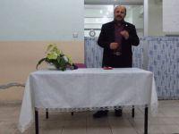 "Muş İlci İnşaat Kız Anadolu İHL'de ""28 Şubat"" Konferansı"