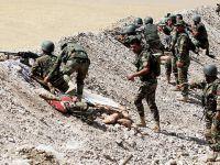 """""""Suriyeli Peşmergeler, PKK'ya Karşı Konuşlandırıldı"""""""