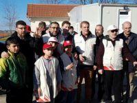 Macaristan ve Sırbistan'daki Mülteci Kamplarına Yolculuk