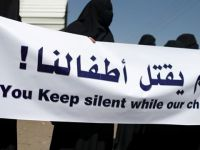 Yemenli Kadınlar: Sessizliğiniz Çocuklarımızı Öldürüyor!