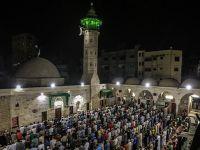 İşgalci İsrail'in Ezan Yasağı Kararına Ezanlı Tepki