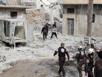 Esed Güçleri İdlib'e Saldırdı: 4 Sivil Hayatını Kaybetti!