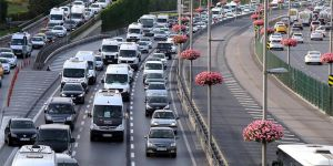 Türkiye'de Trafiğe 1 Ayda 128 Bin 648 Araç Eklendi!