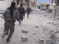 Direnişçiler Şam'ın Üç Bölgesinde Esed Güçleriyle Çatıştı!