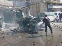 ABD, İdlib'de Tahriru'ş-Şam Komutanının Aracını Hedef Aldı!