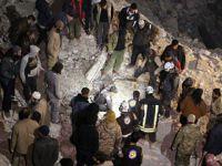 Amerika ve Rusya'nın Suriye'de  İşgal ve Katliam Yarışı