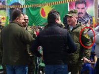 Rus Komutan PKK/PYD Kutlamasında!