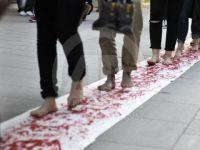 'Halep İçin Sivil Yürüyüş' Saraybosna'ya Ulaştı