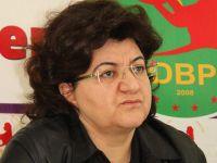 DBP'nin Eski Eş Genel Başkanı Emine Ayna Gözaltına Alındı