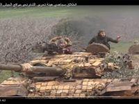 Muhalifler Hama'da İlerliyor