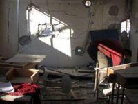 Emperyalist ABD, Suriye'de Okul Vurdu: 33 Ölü