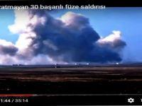 Muhaliflerin Suriye'de Gerçekleştirdiği 30 Başarılı Füze Saldırısı