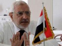 Mısırlı Muhalif Liderin Sudan'a Girişi Engellendi