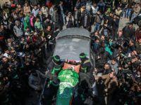 Kassam Tugay Komutanı Fukaha İçin Büyük Cenaze Töreni