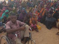 """""""Somali'de Kıtlık 350 Binden Fazla Çocuğu Etkiliyor"""""""