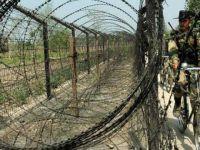 Hindistan'dan Pakistan-Bangladeş Sınırına Bariyer