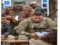 İşte ABD-İran İttifakının Musul'u Kurtarma Operasyonundan Kareler!