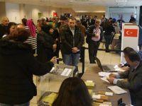 Yurt Dışında İlk Gün 38 Bin Kişi Oy Kullandı