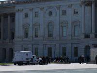ABD Kongresi'nin Yakınlarında Silah Sesleri Duyuldu