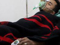 Esed Güçleri Klor Gazla Saldırdı: 12 Ölü, 82 Yaralı