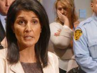Haley: Esed ve İran Suriye Krizinin Çözümü Önünde Büyük Bir Engel