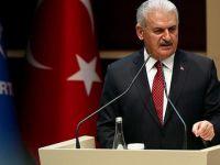 Başbakan Yıldırım, Fırat Kalkanı Harekatı'nın Bittiğini Doğruladı