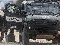 İşgalci İsrail Güçleri Filistinli Protestoculara Müdahale Etti!