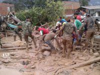 Kolombiya'da Sel Felaketi: 154 Kişi Hayatını Kaybetti