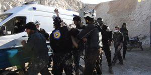 """SMDK, """"İdlib'de Silah Depoları Vuruldu"""" İddiasını Yalanladı"""
