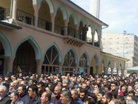 İdlib'de Gerçekleşen Katliam Van'da Lanetlendi