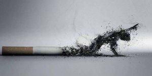 """""""Her 10 Ölümden Birinin Nedeni Sigara"""""""