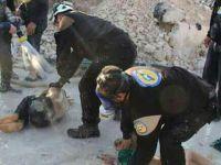 Lübnan'dan Esed Rejiminin Suriye'de Kimyasal Silah Saldırısına Tepki