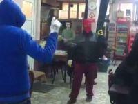 Kahvehane Basıp Tehdit Savuran Militanlar Gözaltına Alındı