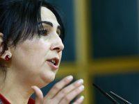 Figen Yüksekdağ Hakkında 5 Yıl Hapis Cezası Talep Edildi