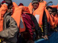 Akdeniz'de Mülteci Teknesi Battı: 97 Kayıp