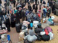 Suriye'de Kuşatma Bölgelerinden Karşılıklı Tahliyeler Tamamlandı