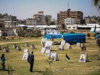 Açlık Grevindeki Filistinli Tutsaklar İçin Destek Çadırı Kuruldu!