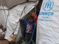 Doğu Guta'daki Kamplar Suriyelilerin Sığınağı Oldu