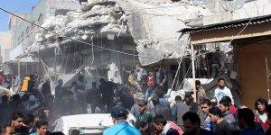 Rusya İdlib'de Sivillere Saldırdı: 7 Kişi Hayatını Kaybetti!