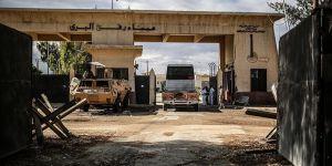 Gazze'den Çağrı: Refah Sınır Kapısı'nı Açın