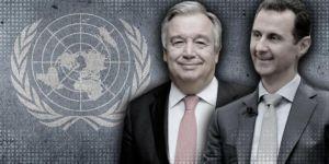 BM Genel Sekreteri Esed Gerçeğini ne de Çabuk Unuttu!